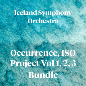 Iceland Symphony Orchestra Occurrence, ISO Project Vol 1,2,3